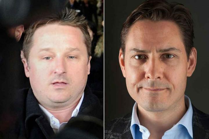 Dua Warga Kanada Dibebaskan oleh Tiongkok
