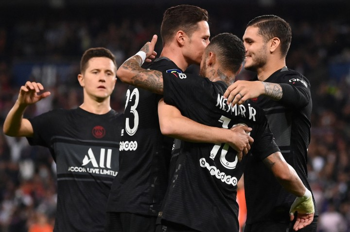 PSG Vs Montpellier: Menang 2-0, Les Parisiens Masih Sempurna di