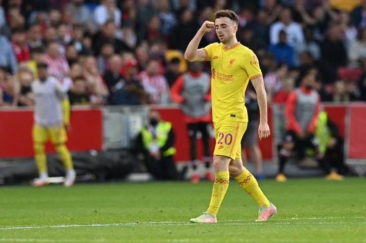Liga Inggris: Ditahan Imbang Brentford 3-3, Liverpool Tetap di