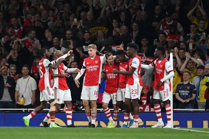 Arsenal Vs Tottenham: The Gunners Menang Telak 3-1