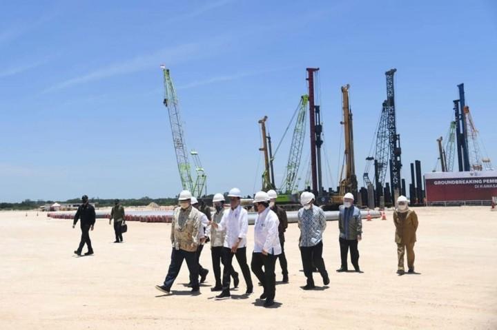 Presiden: Smelter Freeport di Gresik Buka 40 Ribu Lapangan Kerja