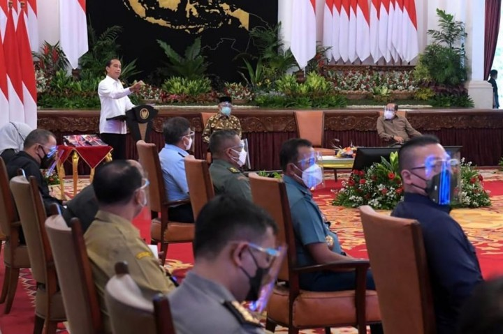 Jokowi Dorong Peningkatan Nilai Tambah Industri di Tanah Air