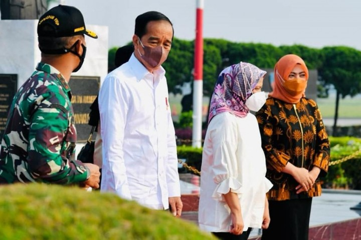 Kunjungi NTT, Presiden Akan Resmikan Penataan Sejumlah