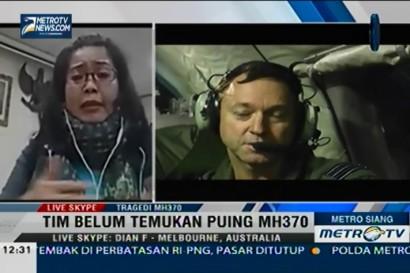 Tersisa 2 Hari Lagi, Puing Pesawat MH370 Belum Juga Ditemukan