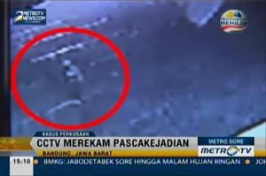 Korban Perkosaan Ditolong Pedagang Terekam CCTV