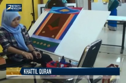 Khattil Quran Kontemporer akan Jadi Cabang Baru MTQ