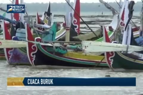 Cuaca Buruk, Ratusan Nelayan di Sumenep tidak Melaut