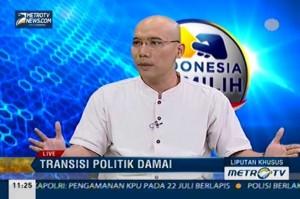 Transisi Politik Damai (2)
