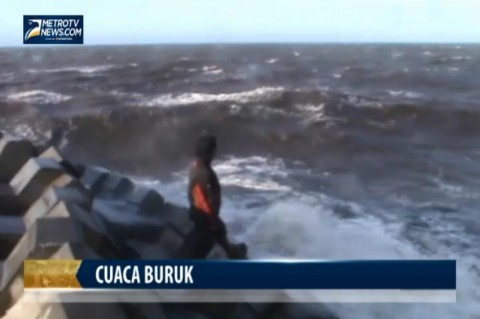 Cuaca Buruk, Nelayan di Probolinggo Enggan Melaut