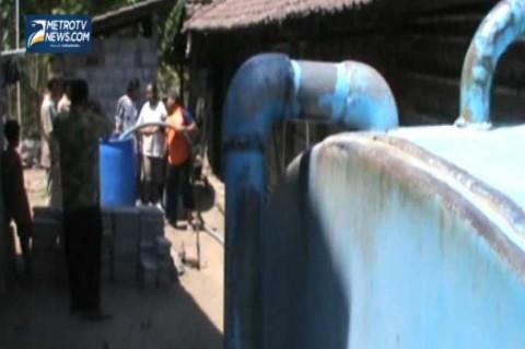 33 Desa di Klaten Mengalami Krisis Air