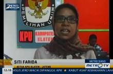 KPU Klaten Ketar-ketir Gelar Pilkada