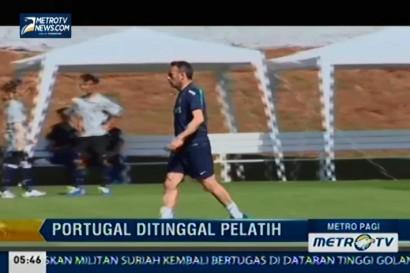 Paulo Bento Mundur Melatih Timnas Portugal