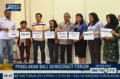 Organisasi Masyarakat Sipil Boikot Bali Democracy Forum