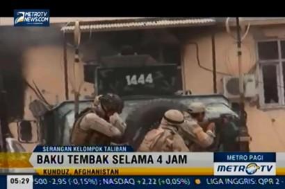 Serangan Kelompok Taliban Tewaskan 10 Orang dan 10 Lainnya Terluka