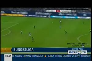 Schalke Kalahkan Augsburg di Bundesliga
