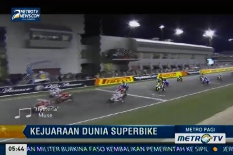 Sylvain Guintoli Rebut Gelar Juara Dunia Superbike 2014