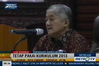 Dinas Pendidikan Jawa Timur Tetap Gunakan Kurikulum 2013
