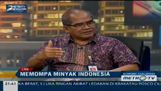 Economic Challenges: Memompa Minyak Indonesia (4)