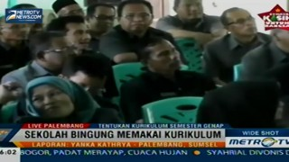 Bingung, Kabupaten Oku Timur akan Gunakan 2 Kurikulum