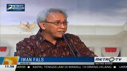 Iwan Fals Khawatir Jokowi Kehilangan Kegembiraan