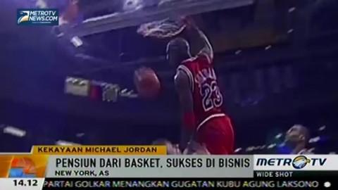 Michael Jordan Masih Terdaftar Sebagai Orang Terkaya Dunia 2015