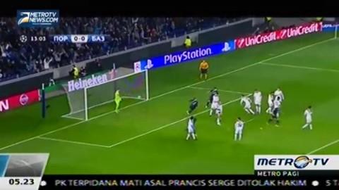 Porto Cetak Rekor Baru di Liga Champions