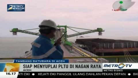PT Mifa Bersaudara Siap Suplai Batu Bara ke PLTU Aceh