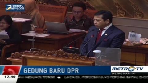 Setya Novanto: Gedung Baru DPR akan Jadi Ikon Nasional
