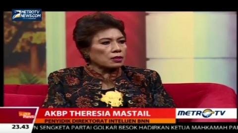 AKBP Theresia Pernah Dikeroyok 15 Oknum TNI di Diskotek