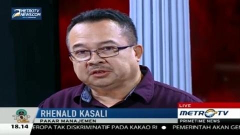 Rhenald Kasali: Kementerian Tidak Beres Akibat Mensesneg Kita Lumpuh