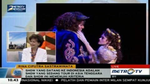 'Disney's Beauty and The Beast' akan Hadir di Indonesia