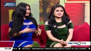 'Ukuran' Menyatukan Ovie & Pamela Jadi Duo Serigala