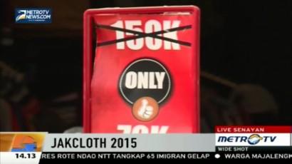 Jak Cloth 2015 Banjir Diskon Hingga 70%