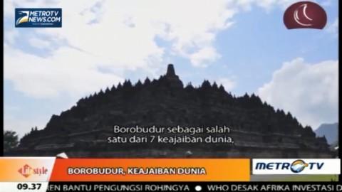 Bagaimana Kondisi Candi Borobudur Saat Ini