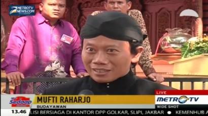 Budayawan ini Sudah Rasakan Selvi Kelak Menjadi Menantu Jokowi