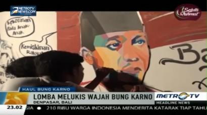 Peringati Haul Bung Karno, Berbagai Lomba Diadakan di Denpasar