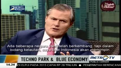 Indonesia akan Memimpin Konsep <i>Blue Economy</i> di Bidang Kelautan