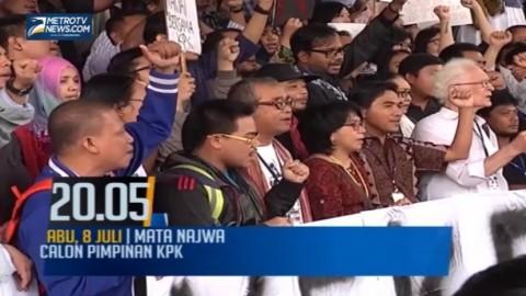 Mata Najwa: Uji Calon Pimpinan KPK