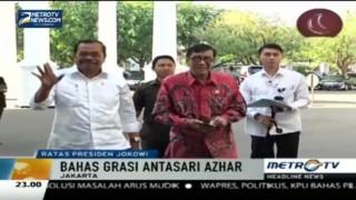Presiden Gelar Ratas Bahas Grasi Antasari Azhar