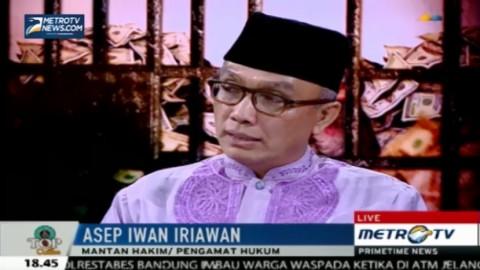 Hakim Digoda Suap, Asep Iwan Iriawan: Rhoma Bilang <i>Teerlaluh</i>
