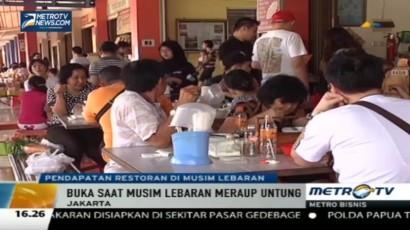 Lebaran, Restoran di Pantai Indah Kapuk Raup Omzet Rp20 Juta/ Hari