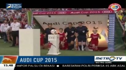 Lewandowski Bawa Bayern Muenchen Juara Audi Cup 2015