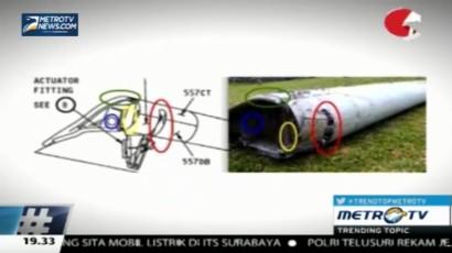 Penemuan Puing Pesawat MH370 Jadi Trending Topic