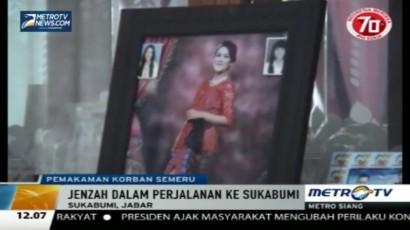 Jenazah Dania akan Dimakamkan di Taman Bahagia Sukabumi