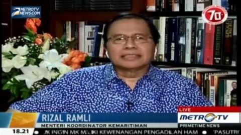 Baru Dilantik Menteri Mengkritik, Rizal Ramli: Kadang-kadang Perlu Sedikit Syok Terapi