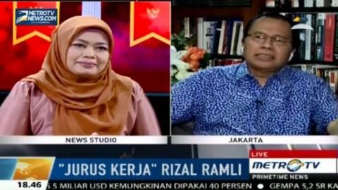 Rizal Ramli: <i>Shock</i> Terapi Perlu untuk Mewujudkan Revolusi Mental