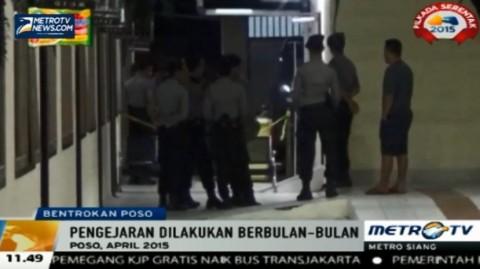 Dua Jenazah Korban Kontak Senjata Aparat dengan Teroris Tiba di RS Bhayangkara