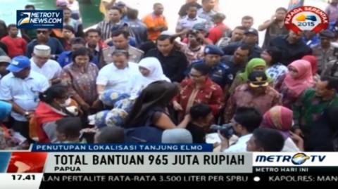 Tutup Lokalisasi Tanjung Elmo, Mensos Pulangkan 191 PSK