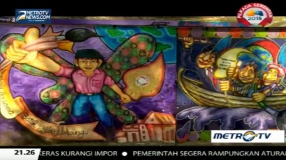 Mural, Ketika Goresan Tak Sekedar Coretan