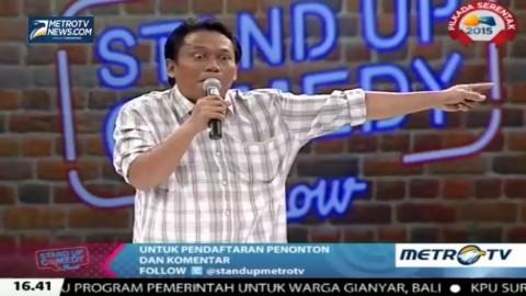 Arief Didu, Sekolah Alam Bukan Minta Uang Gedung Tapi Uang Pupuk